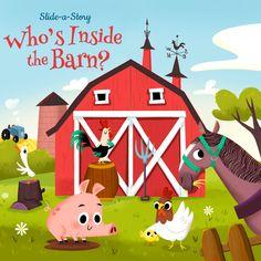 Red Barn on Behance