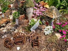 Do you know how to make a Fairy Garden