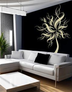 Wall Decals Azura Tree- WALLTAT.com Art Without Boundaries