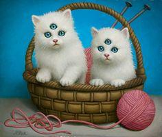Marion Peck - Kittens