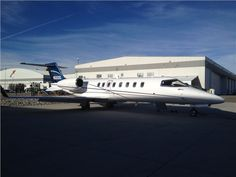 Learjet 45, Engines & APU on MSP Gold, Airshow 4000, Recent Paint #aircraftforsale