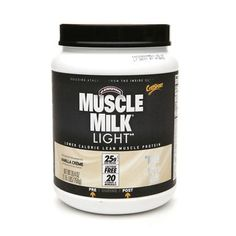 cytosport muscle milk light protein powder vanilla creme lbs. Black Bedroom Furniture Sets. Home Design Ideas