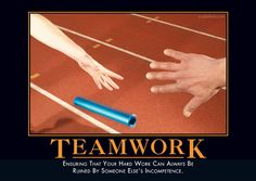 demotivators teamwork - Google Search