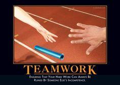 demotivators teamwork - Google Search
