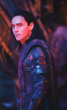 "Loki: ""Odinson"" I cried at that moment ㅠㅠ"