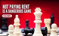 Not paying rent is a dangerous game | IGrow Wealth Investments