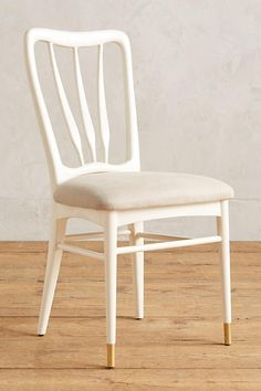 Slide View: 1: Lacquered Haverhill Dining Chair