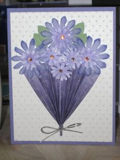 Pretty Mother's Day card.