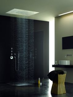 Dornbracht Rain Shower for Elegance and Freshness of Nature:Rain Shower Package