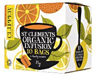 ST.Clements Organic Infusion -Clipper
