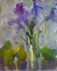 Barbara Flowers - Red-Violet and Yellow-Green