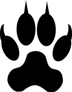 Footstep, Wolf, Zwierząt, Stóp