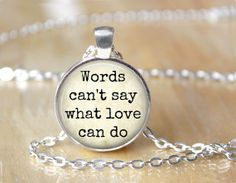 Words Can't Say What Love Can Do  Music by ShakespearesSisters, $10.00 Bon Jovi Lyrics - I'll Be There For You
