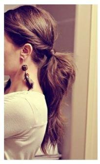 #hairroll #ponytail