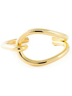 Shop Forte Forte curved cuff in Idrisi from the world's best independent boutiques at farfetch.com. Over 1500 brands from 300 boutiques in one website.