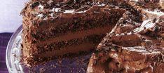 Suklaaunelmatäytekakku | Makeat leivonnaiset | Reseptit – K-Ruoka Tiramisu, Food And Drink, Baking, Ethnic Recipes, Desserts, Bread Making, Patisserie, Backen, Deserts