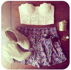 Cute,flirty outfit