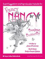 1000 images about FANCY NANCY