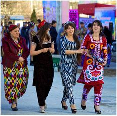 "Девушки нашего города! Душанбе. Таджикистан ""Девушки нашего города! Душанбе. Т"" / Akmal"