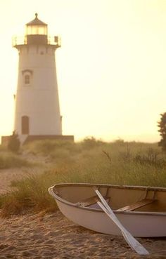 Edgartown Lighthouse, Edgartown, Martha's Vineyard, MA by Kindra Clineff