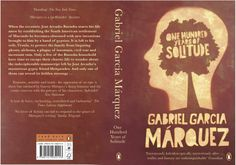 One Hundred Years of Solitude - Penguin book covers competition - Gabriel Garcia Marquez - http://thesubwayreader.com/2014/04/top-60-gabriel-garcia-marquez-book-covers/
