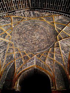Interior of Kuke Dash madrasa - Bukhara - Uzbekistan