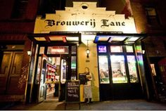 Brouwerij Lane - Greenpoint, Brooklyn