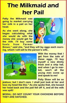 Here are some short stories written in English that kids can use to practice reading and their comprehension. English Story Telling, English Story Books, English Moral Stories, Short Moral Stories, English Stories For Kids, Learning English For Kids, Kids English, English Reading, Kids Story Books