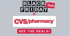 CVS Black Friday Ad Match Up- Big Savings!