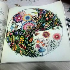 Enchanted Forest Johanna Basford Coloring