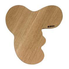 Aalto puinen tarjoilualusta, pieni