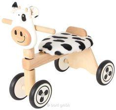 Rutscher Kuh schwarz/weiß 110646