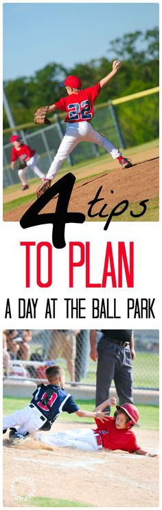 4 Tips to Plan a Successful Family Day at the Ball Park. It's baseball season! The Flying Couponer | Family. Travel. Saving Money.