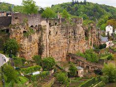 Los casamatas de Luxemburgo | Txemi ...en las afueras de Bilbao
