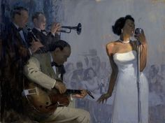 When Harlem Was by Eric Bowman    Harlem <3