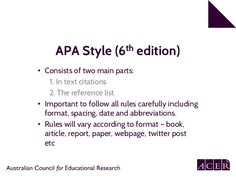 apa format book title in text