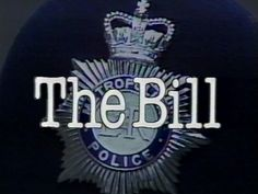 Thames Television Drama Productions  brought us The Bill in 1984 #Lovethe80s