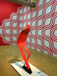 Pompidou Table Lamp, Museum, Red, Centre, Home Decor, Paris, Kunst, Table Lamps, Decoration Home