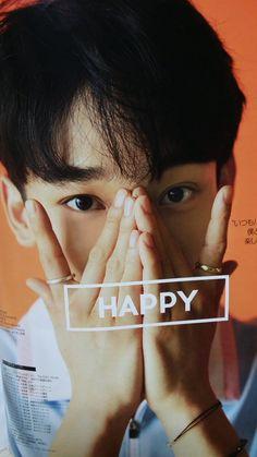 #Chen #EXO - Vivi Magazine