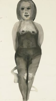 dumas, marlene michelle (the girl Marlene Dumas, Figure Painting, Painting & Drawing, Meaningful Paintings, Luc Tuymans, South African Artists, Body Photography, Art Studies, Life Drawing