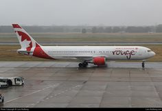 Visit the post for more. Boeing Planes, Boeing Aircraft, Air Canada Rouge, Civil Aviation, Airplanes, Jet, Concept, Pictures, Aircraft