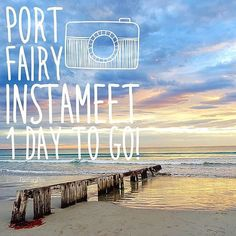 1 day to go! Port Fairy instameet starts tomorrow! Everyone welcome! Meet at 2.30 @cobbsbakery on Bank Street before a walk to the Wharf. Dinner tomorrow night at The Star of the West hotel and then sunset at the lighthouse and possible star trails. Saturday includes a day trip to the lighthouse a visit to the Crags and Yambuck and ending with a takeaway dinner at Peasoup for sunset and activities for the kids! Special guest photographers include @chamberlain_pictures @georgie_mann_photos…