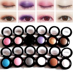 Professionnel 14 Couleur Simple Make Up Eye Shadow Pour Les Femmes Long-durable Brillant Glitter Fard À Paupières Unique Palette Maquillage Pas Cher
