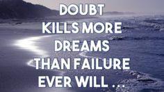 Doubts - http://blog.peacebewithu.com/doubts/