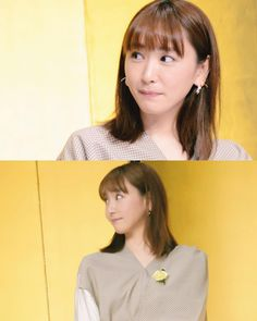 "Instagram 上的 Senler:「 令和的嘎寶總算上線😍 #新垣結衣 #ガッキー #有夠可愛 #獣になれない私たち 野木編以""無法成為野獸的我們""拿到【第37回 向田邦子賞 】🍻 嘎醬說身為野木的粉絲,希望她可以寫出更多的劇本,好啦互粉的兩位可以合作40部劇啦😂 」 Yukata, Superstar, Bangs, Aragaki Yui, Kawaii, Portrait, Stars, Pretty, Cute"