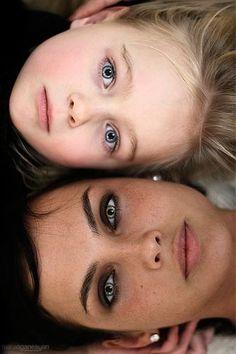 Familienfotos: Kreative Ideen für besondere Familienfotos.