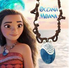 Collar Princesa Moana vaiana Principessa Cosplay Azul Accesorios Cosplay Colgantes   Muñecas y osos, Muñecas, Por marcas, empresa, personaje   eBay!