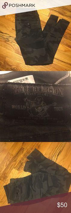 True religion camouflage jeans True religion camouflage jeans True Religion Jeans Skinny