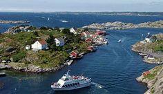 Bergen vu d'en haut