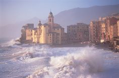 Camogli, Liguria - © Enrico Bottino